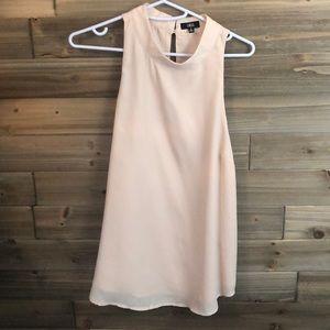⭐️ Luca Sleeveless Pink Blouse Size M ⭐️